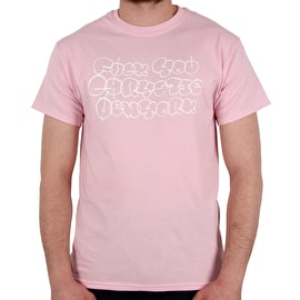 Chrystie FYCN T Shirt - Light Pink