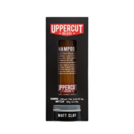 Uppercut Deluxe Shampoo / Matt Clay