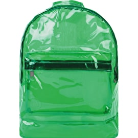 Mi-Pac Transparent Backpack - Green