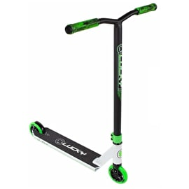 Lucky Crew 2019 Stunt Scooter - White/Green