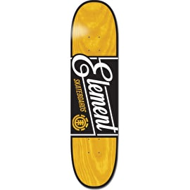Element Bate Skateboard Deck - 8