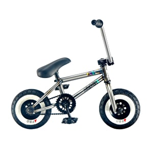 Rocker IROK Mini BMX - Raw + Free Coaster