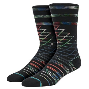 Stance Boseman Socks - Black