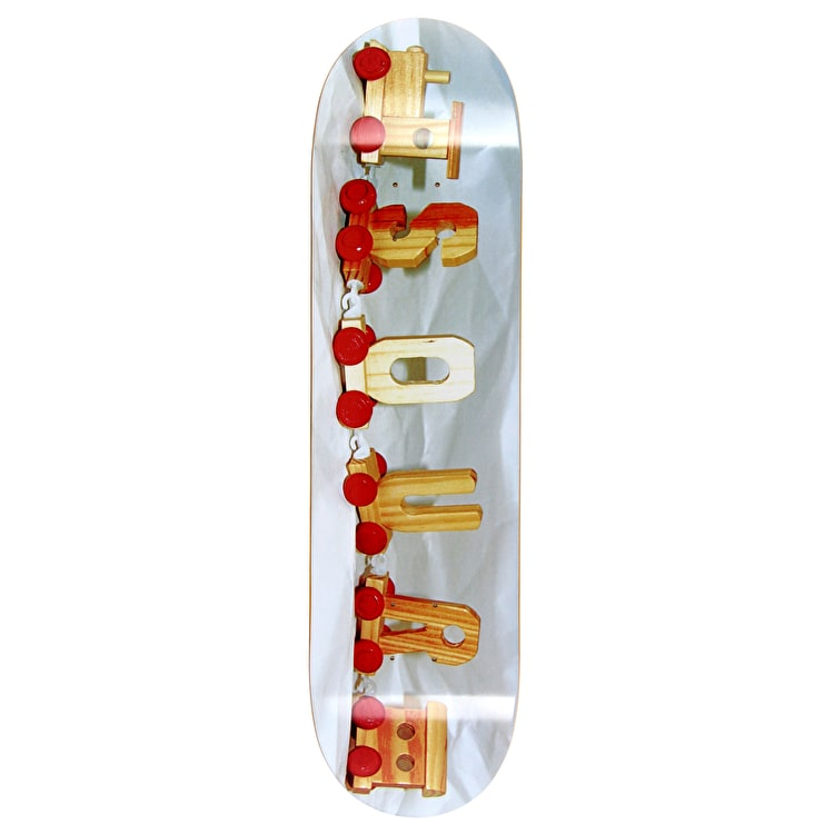 Sour Train Skateboard Deck 8.25""