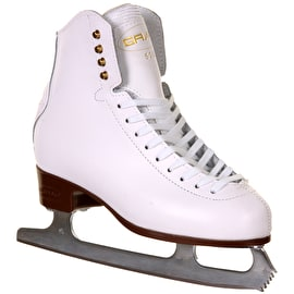 B-Stock Graf 500 Ice Skates - White Size - UK 5 (Box Damage)