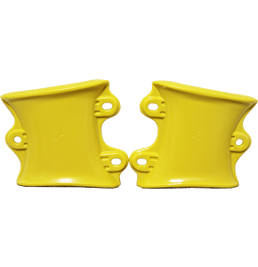 Soap Shoes Replacement Grind Plates - Yellow