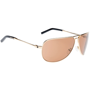 Spy Wilshire Sunglasses - Shiny Gold/Bronze
