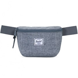 Herschel Fourteen Hip Pack - Raven Crosshatch