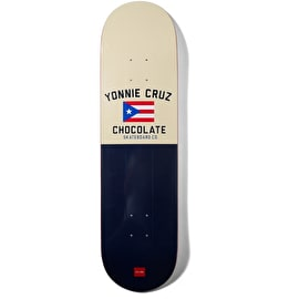 Chocolate One Offs Skateboard Deck Cruz - 8.125