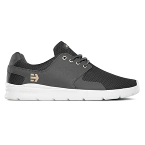 Etnies Scout XT Skate Shoes - Dark Grey