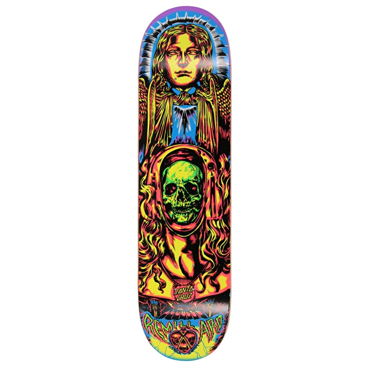 Santa Cruz Remillard Saint Skateboard Deck - Multi 8.25""