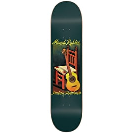 Darkstar Still-Life - Manolo Robles Skateboard Deck 8.125