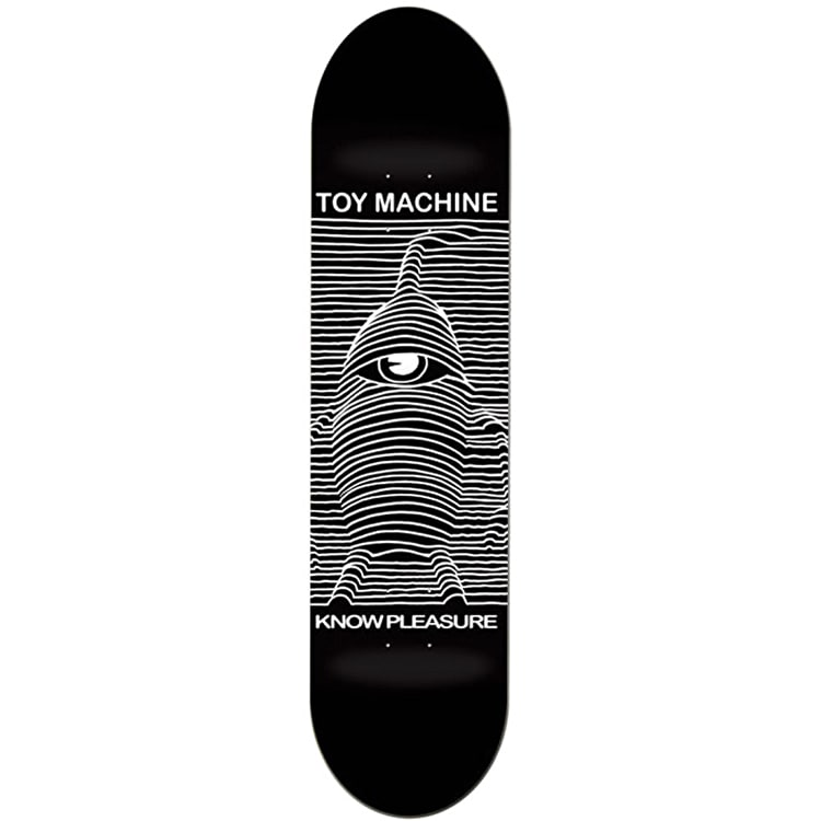 Toy Machine Toy Division Skateboard Deck