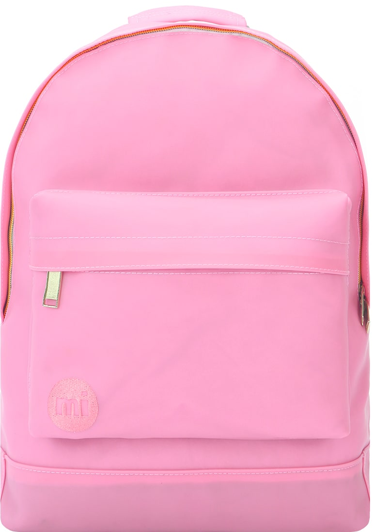 MiPac Rubber Backpack  Coral