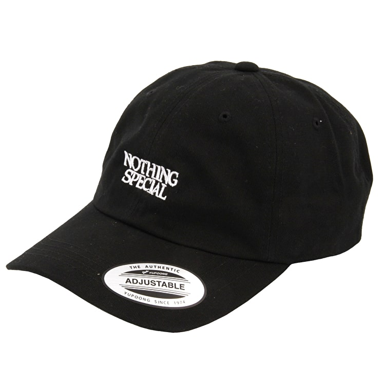 Nothing Special Father Cap - Black