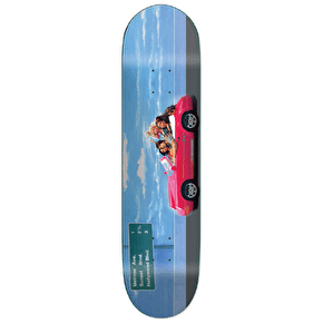 Girl Skateboard Deck - One Off Malto 8.125