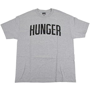 DGK Hunger T-Shirt - Grey