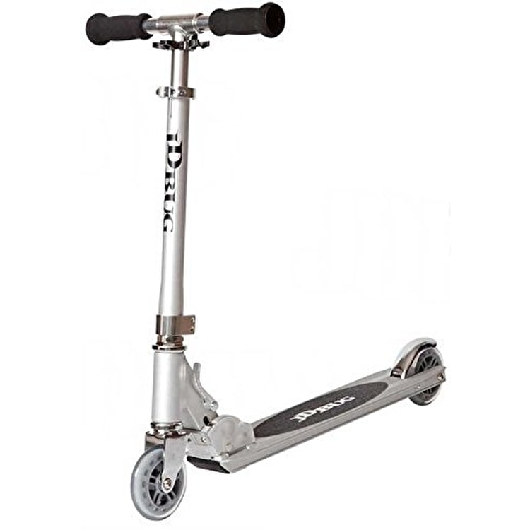 JD Bug Original Street Scooter - Silver
