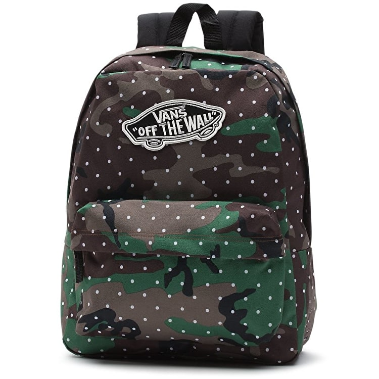 Vans Realm Backpack - Camo Dot