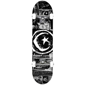 Foundation Star & Moon Zine Complete Skateboard - 8.5