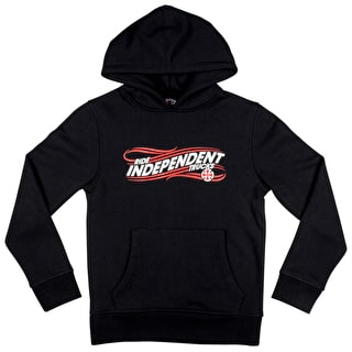 Independent Youth Whip Hoodie - Black