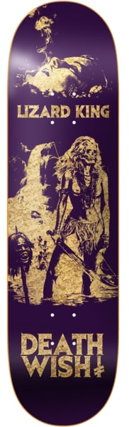 Image of Deathwish Colours Of Death 2 Skateboard Deck - 7.87""