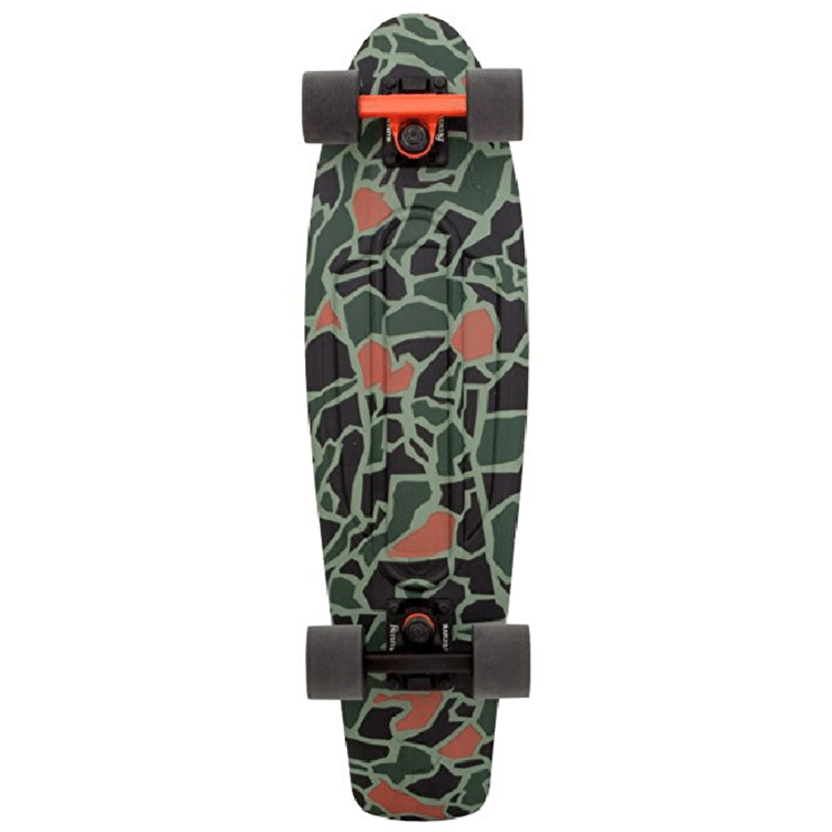 Penny Nickel Not So Camo Complete Skateboard - 27""