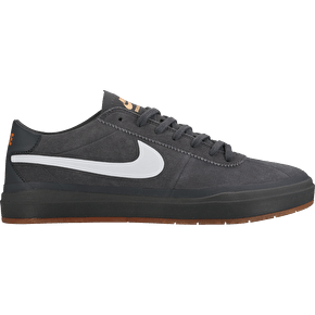 Nike SB Bruin Hyperfeel XT Skate Shoes - Anthracite/White