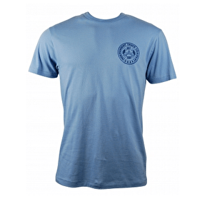 Independent BT Cross T-Shirt - Work Blue