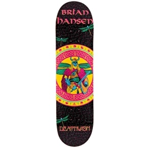 Deathwish Prophecies Skateboard Deck - Slash 8