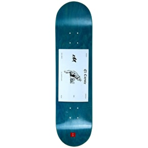Chocolate Calling Card Skateboard Deck - Brenes 8