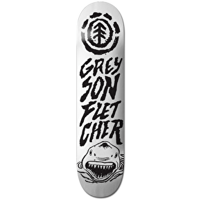 Element Skateboard Deck - Shark Greyson 8.125