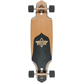 Dusters Drop-Through Longboard - Channel Gold 34