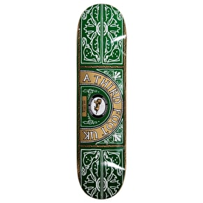 A Third Foot Mini Skateboard Deck - 7.5