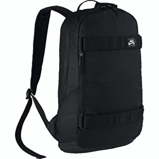 Nike SB Courthouse Backpack - Black/Black/White