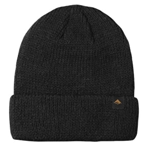 Emerica Triangle Cuff Beanie - Black