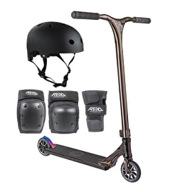Crisp 2018 Evolution Stunt Scooter Bundle