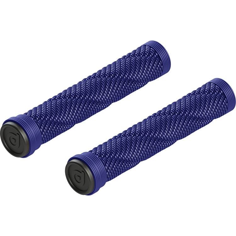 District S-Series G15R Rope Scooter Grips - Blue