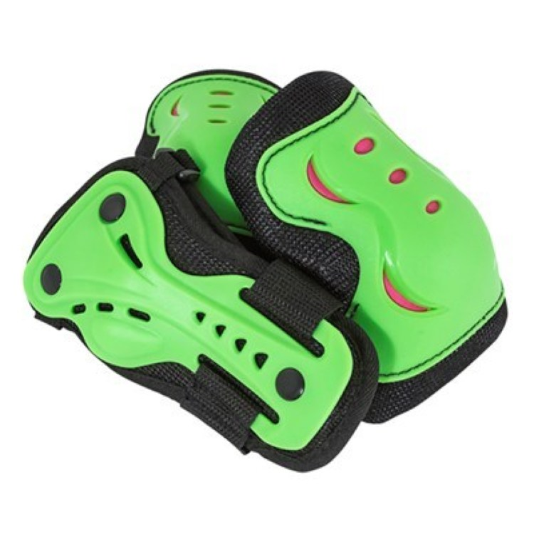 SFR Essentials Triple Pad Set - Green / Black / Red