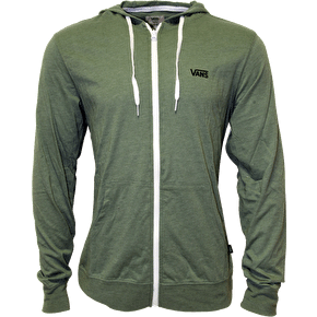 Vans Core Basics Knit Zip Hoodie - Wreath Heather