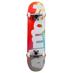 Almost Side Pipe Fade Kids Complete Skateboard - Multi 7.375