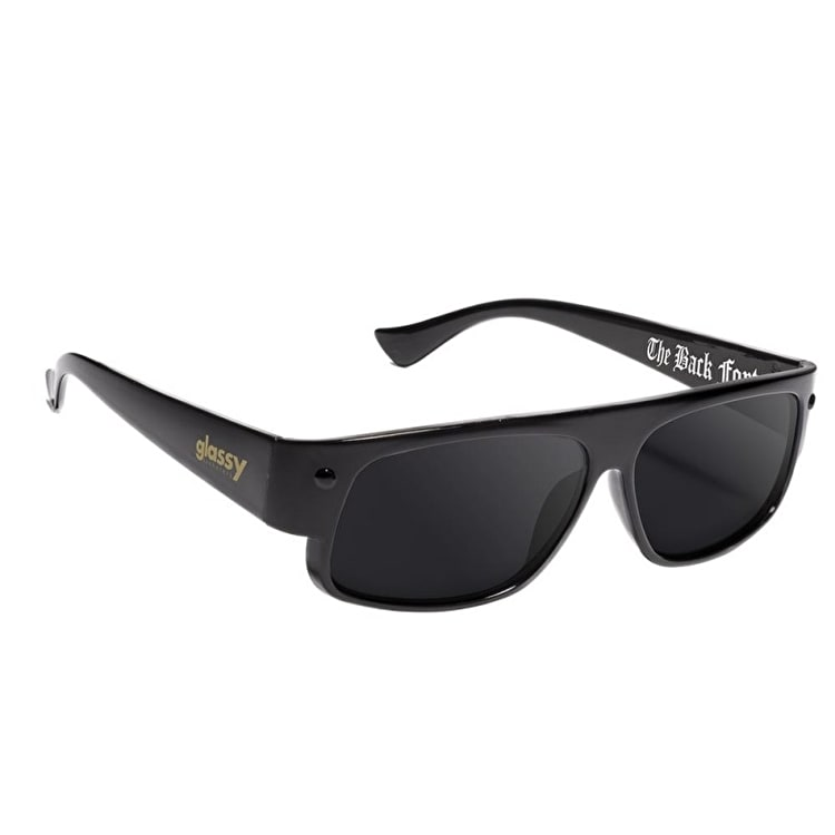 Glassy Sunhaters Balboa (The Back 40) - Black