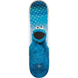 Globe G2 Sesame Street - Cookie Monster Skateboard Deck 8.125