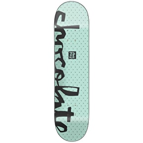 Chocolate Skateboard Deck - Floater Chunk Perez 8.125