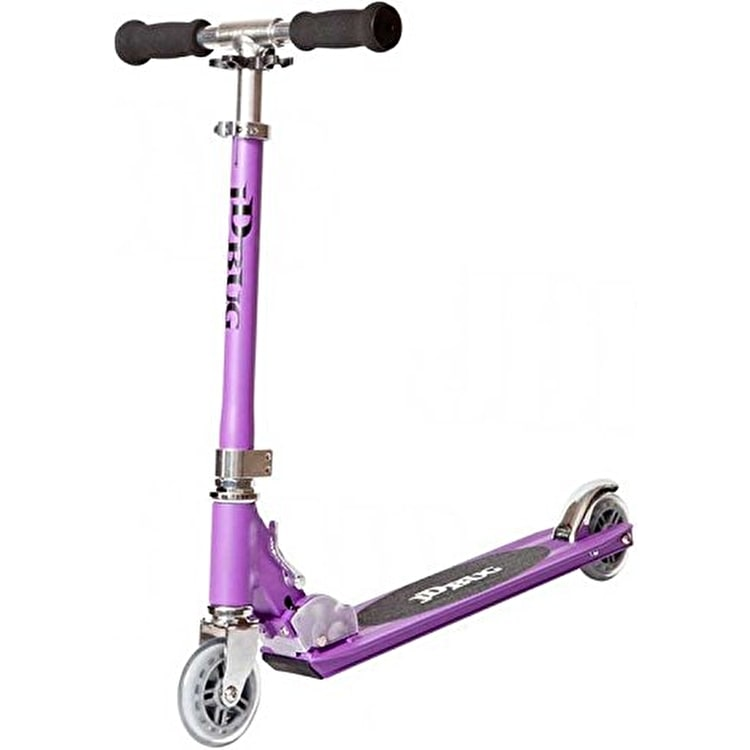 JD Bug Original Street Scooter - Matt Purple