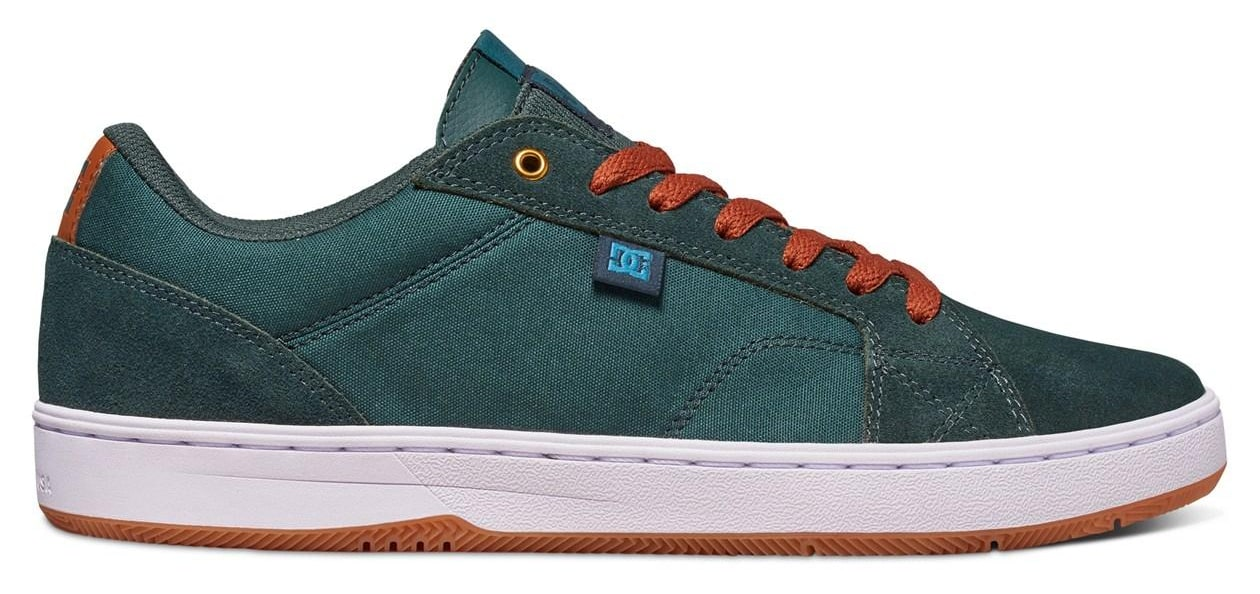 Image of DC Astor Skate Shoes - Dark Green