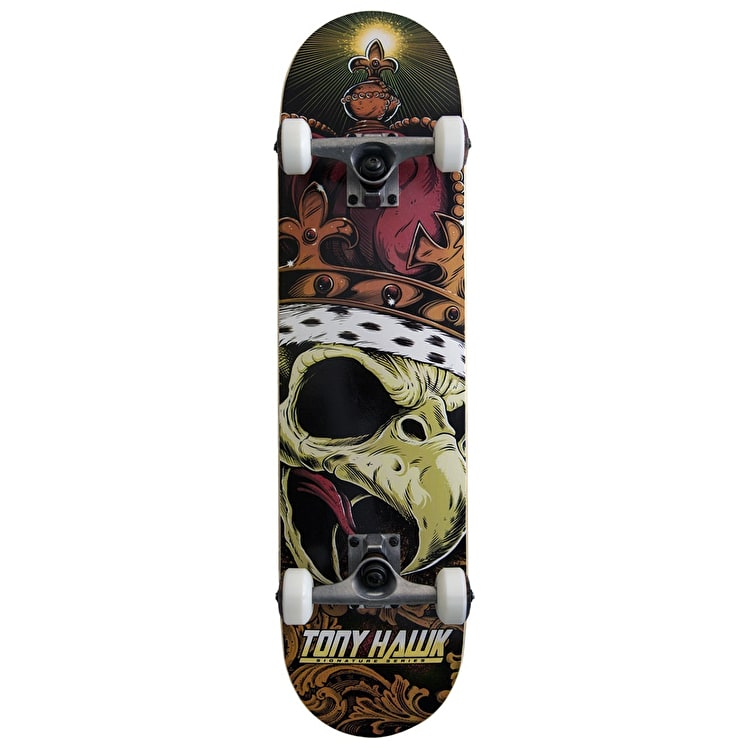 Tony Hawk 540 Series Skateboard - Crowned 7.75""