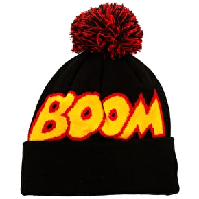 New Era DC Comics Boom Beanie - Black