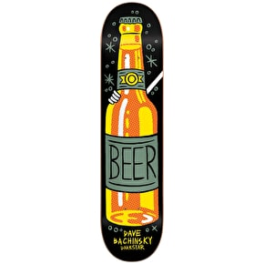 Darkstar Pelletier Vices Skateboard Deck - Bachinsky 7.75