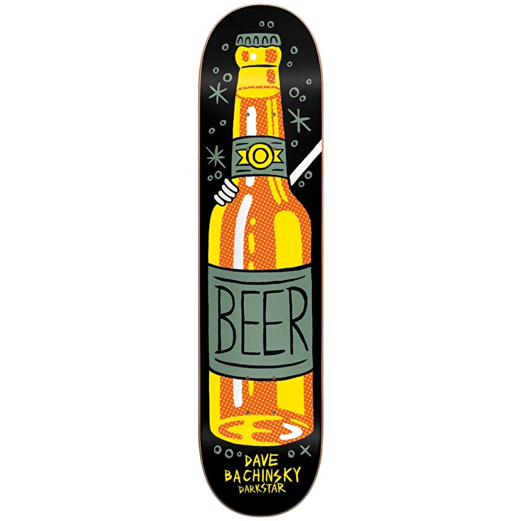 Darkstar Pelletier Vices Skateboard Deck - Bachinsky 7.75""